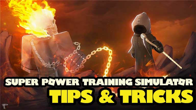 Super Power Training Simulator Tips and Tricks - BLOXtips